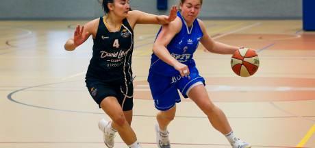 Bredase basketbalzusjes uit elkaar, Anna van Dalsum vertrekt bij Cangeroes vanwege studie in Nijmegen