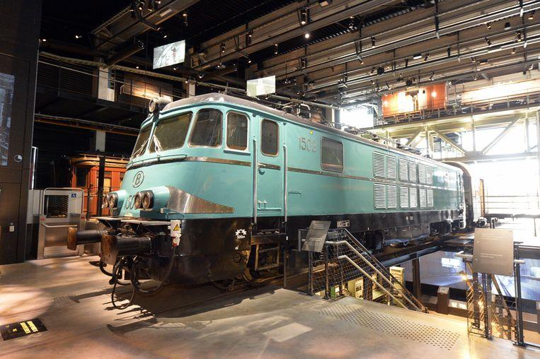 Train World. Beeld BELGA