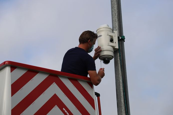 Politiezone TARL koopt hoogtewerker aan voor inzet mobiele camera's