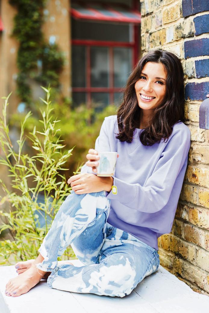 Jasmine Hemsley ontdekte ayurvedisch eten acht jaar geleden.