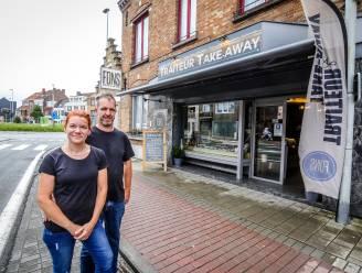 """Pas geopende traiteurs- en broodjeszaak Fons is meteen Brugges meest geliefde 'Ik koop lokaal'-zaak: """"De coronacrisis heeft voor een boost gezorgd"""""""