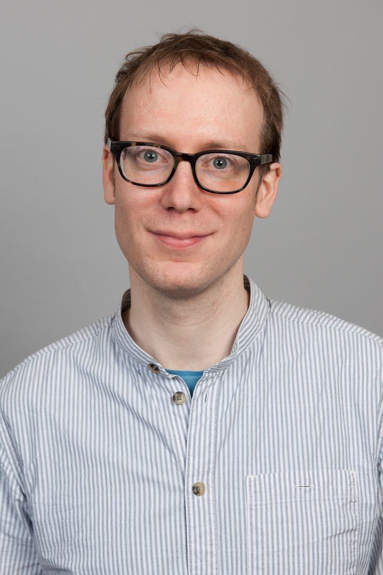 Floris de Lange (Heerlen, 26 augustus 1977) promoveerde in 2007 in de cognitieve neurowetenschappen aan de Radboud Univesriteit Nijmegen en deed van 2007 tot 2009 een postdoc aan Neurospin in Parijs. De Lange richtte in 2009 het Predictive Brain Lab op en is er sindsdien hoofdonderzoeker. Het lab is onderdeel van het Donders Instituut in Nijmegen. Drie jaar later ontving hij de Heineken Young Scientist Award voor de cognitiewetenschappen.  Van 2015 tot 202 was De Lange lid van de Jonge Akademie. In 2016 ontving De Lange Universal Scientific Education and Research Network Prize. Twee jaar later werd hij tot hoogleraar waarneming en cognitie benoemd aan de Radboud Universiteit. Dit jaar is hij een van de ontvangers van de Ammodo Science Award for Fundamental Research. Beeld De Jonge Akademie/Milette Raats