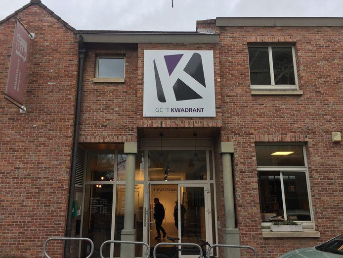 Gemeenschapscentrum 't Kwadrant in Diegem.