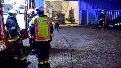 Productie stilgelegd na machinebrand bij Castellins