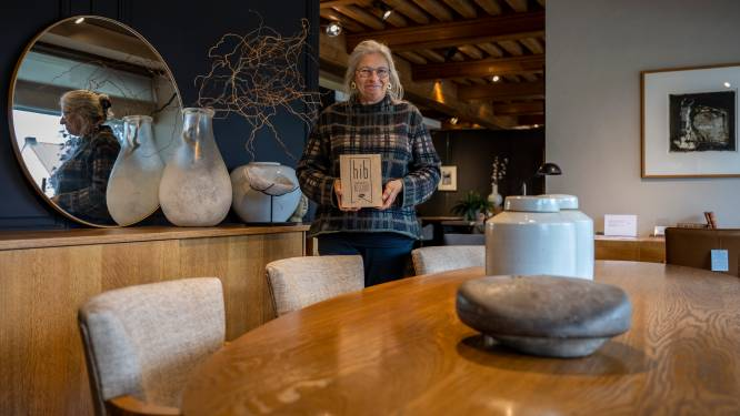 Handmade In Belgium-label voor Meubelen Ter Schoote: An stapte in de voetsporen van haar vader om zelf meubels op maat te ontwerpen en vervaardigen