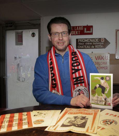 Archivaris Rene Schouten speurt in het verleden van Sparta: 'Die twee mannen waren helemaal niet dood'