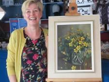 Museum Spakenburgt ontvangt nieuw stilleven van bekende dorpsschilder Klaas Zwaan
