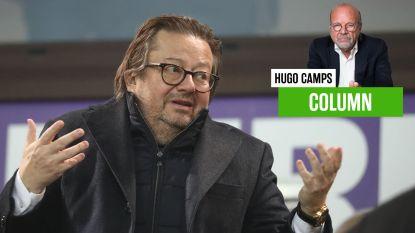 """Hugo Camps: """"Dat Anderlecht nog een licentie kreeg na alle smog en bagger rond de voorzitter is met goed fatsoen niet uit te leggen"""""""