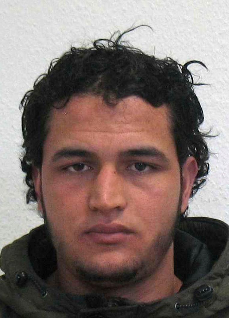 Terreurverdachte Anis Amri. Beeld ap