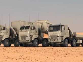 """DAF produceert bijna 900 vrachtwagens voor het Belgische leger: """"Unieke trucks waarmee leger in alle omstandigheden zijn taak perfect kan uitvoeren"""""""