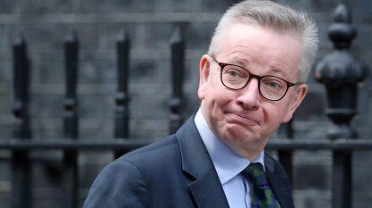 Britse regering dreigt er nu al mee onderhandelingstafel in juni te verlaten