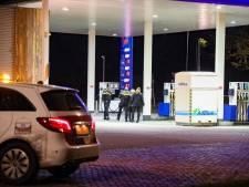 Plas bloed en glasscherven zijn sporen van geweldsincident bij Arnhems tankstation
