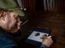 Eric is cartoonist voor de krant: zo gaat hij te werk