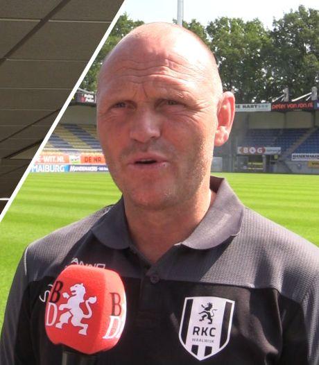 Joseph Oosting nieuwe trainer RKC: 'Vorig jaar was mijn zoon speler voor RKC'