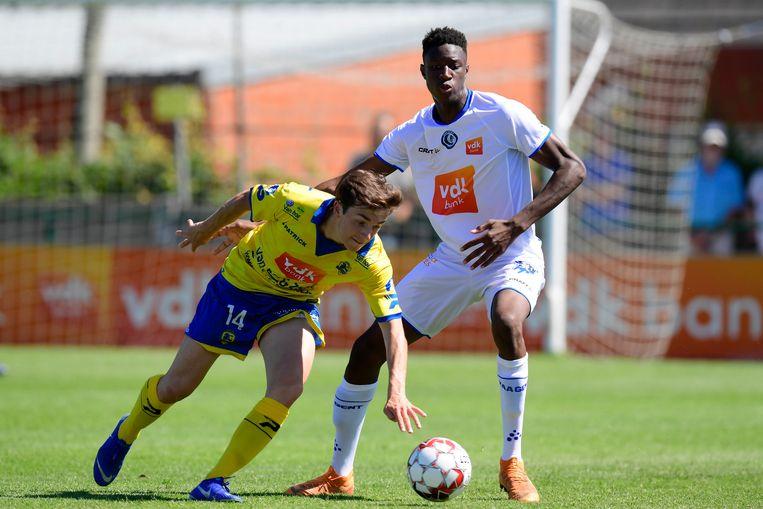 Ibrahima Cissé.