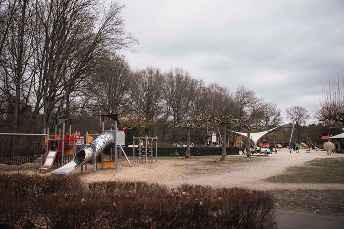 In maart is de speeltuin van Bokrijk geopend tijdens de weekends en op woensdagen.