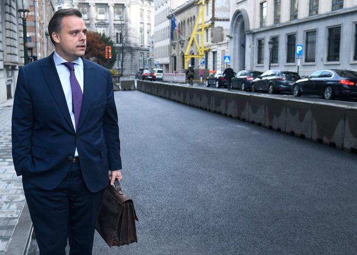 Open Vld-politicus Philippe De Backer.