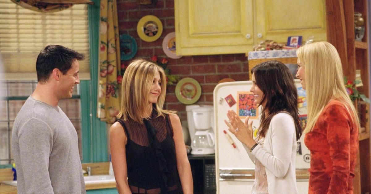 """""""Ça va vous gâcher la vie"""": aviez-vous remarqué le tic de Jennifer Aniston dans """"Friends""""? - 7sur7"""