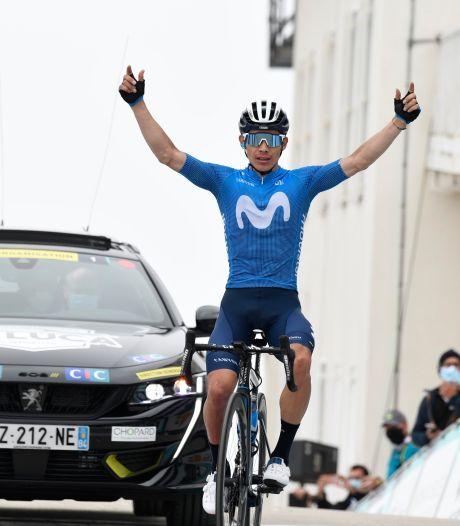 Miguel Angel Lopez écrase la concurrence au sommet du Mont Ventoux
