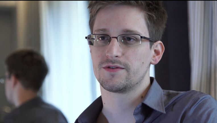 Edward Snowden Beeld AP