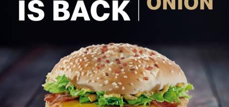 Le CBO fait son retour chez McDonald's