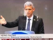 'Rebound University' leidt tot hilariteit op Twitter tijdens BBC-uitzending over zwarte gaten
