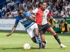 De Graafschap zorgt voor daverende stunt met zege op 'rood' Feyenoord