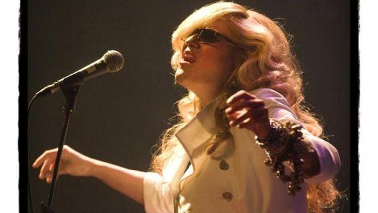 Melody Gardot: een verstild concert. Foto Alex Vanhee Beeld UNKNOWN