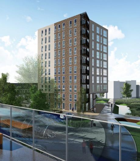 Vesteda gaat woningen verhuren in appartemententoren Schuytgraaf