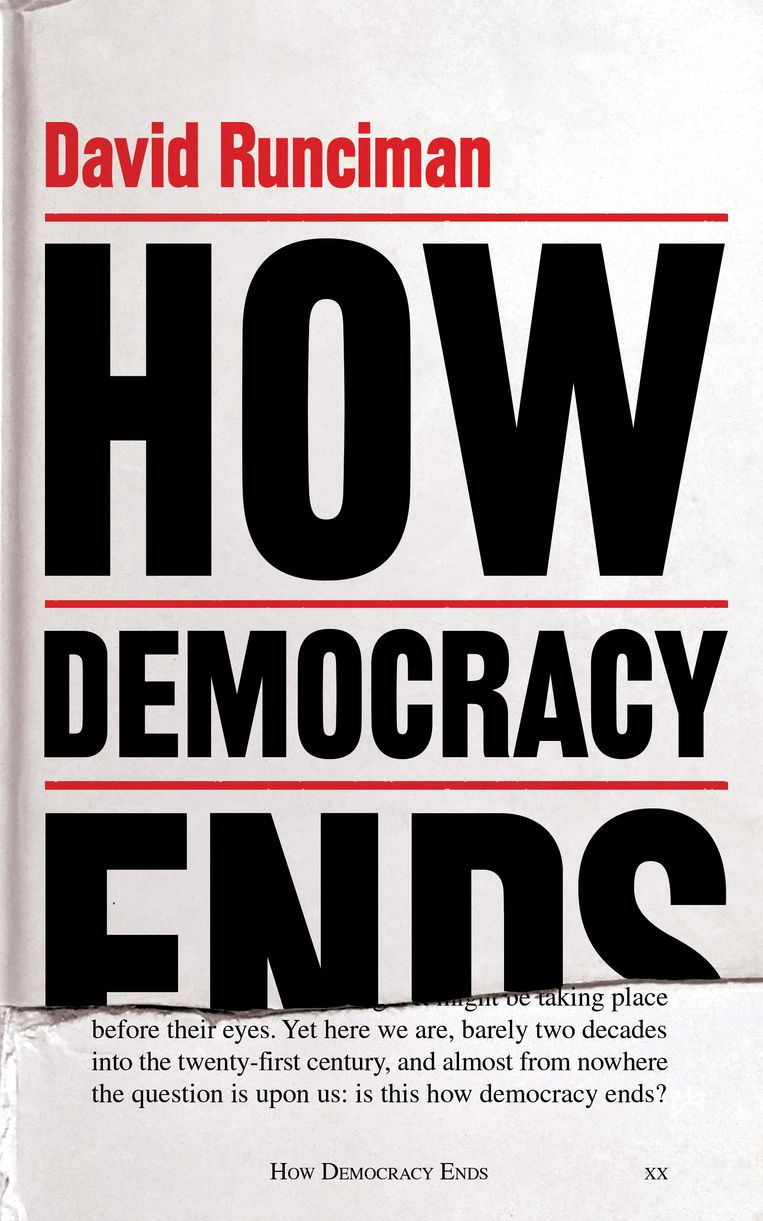 How Democracy Ends: James Jones Beeld