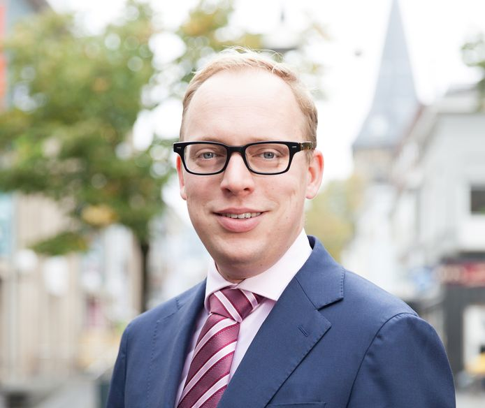 Wethouder Eelco Eerenberg.