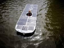 Zonneboot TU Delft beschadigd na behalen tweede prijs in WK