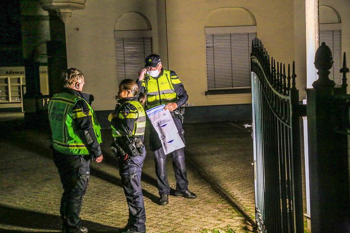 Mierloseweg in Helmond  Toelichting:  Brandstichting Mierloseweg in Helmond