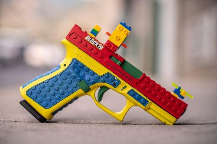 Lego a adressé une lettre de mise en demeure à la société américaine.