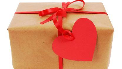 Valentijnsboodschappen op infoborden