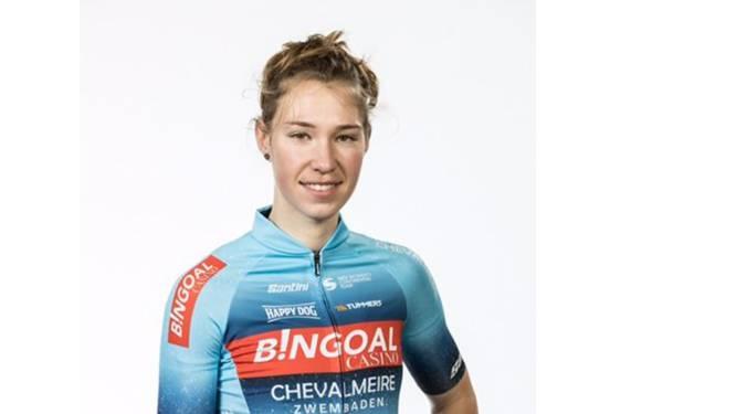 """Nathalie Bex (Bingoal-Chevalmeire) begint aan haar seizoen in de Omloop: """"Benieuwd hoe de benen voelen"""""""