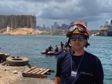 Robert (41) werkt voor Usar en vloog naar Beiroet: 'Hier zijn we al in de war als de wifi eruit ligt'