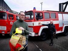 Legendarische brandweerauto keert na halve eeuw terug in Gorinchem