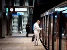 Metro's dit weekend later van start wegens test beveiligingssysteem