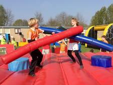 Veel inzet en gezelligheid bij Koningsspelen in West-Brabant