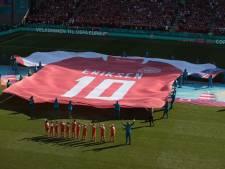 Eriksen appt na duel meteen naar ploeggenoten: 'Jullie waren ongelooflijk goed'