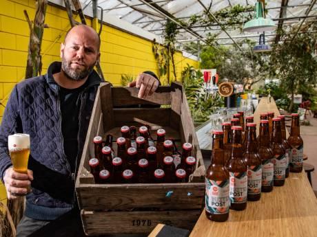 Twellose Buitenpost opent het terras met nieuw witbiertje van Davo en Gulpener