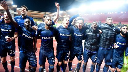 Brugse sterren blinken aan de Côte d'Azur: Club pakt eerste CL-zege in 13 jaar en is zo op weg naar Europese overwintering