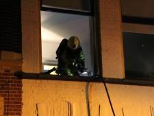 Brand in Zwols studentenpand waarschijnlijk door smeulende sigaret