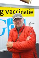ldm01/05-2021 - Middelburg - vaccineren - Bram Gideonse