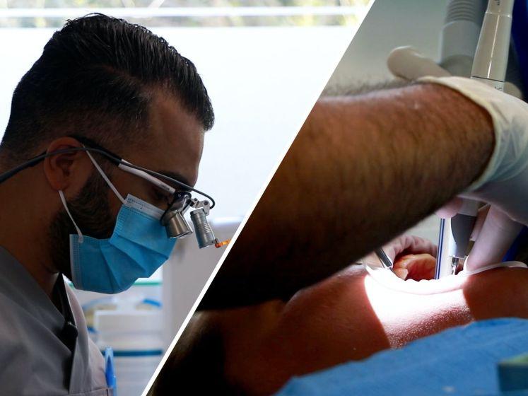 Tandarts doet gratis 100 behandelingen