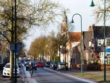 Snel versmallingen om verkeer Dorpsstraat in Aarle-Rixtel te remmen