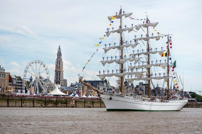 The Tall Ships Races in 2016