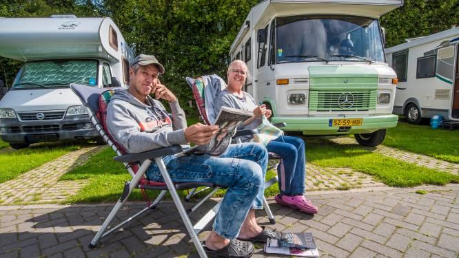 Camperen in Noordoost-Twente: 'Dit is een van de leukste plekken van de afgelopen 12 jaar'