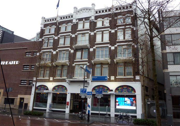 Grand hotel Central Rotterdam.